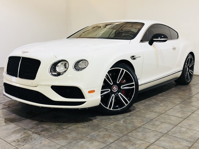 Certified Pre Owned 2017 Bentley Continental Gt V8 S
