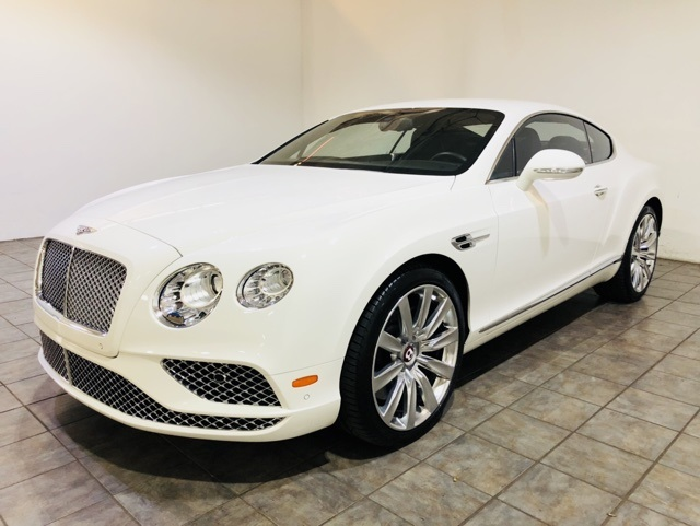 Pre Owned 2017 Bentley Continental Gt V8