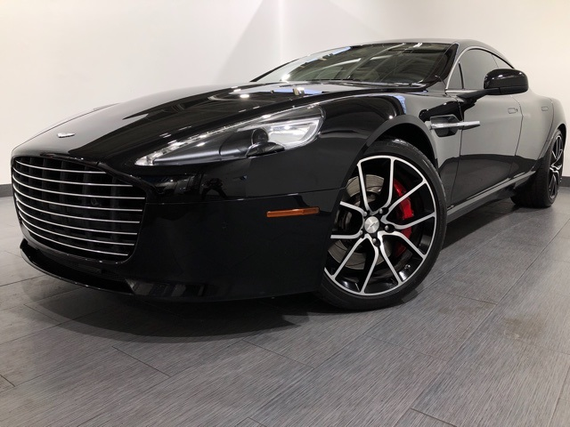 Certified Pre-Owned 2014 Aston Martin Rapide S Base