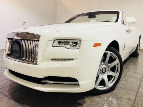 Certified Pre-Owned 2017 Rolls-Royce Dawn Base