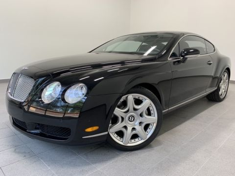 Pre-Owned 2007 Bentley Continental GT Base