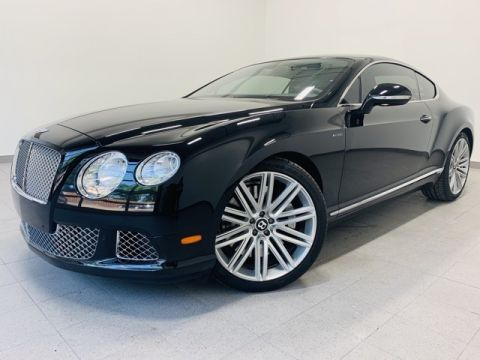 Pre-Owned 2013 Bentley Continental GT Speed