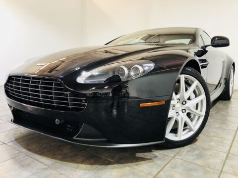 Pre-Owned 2013 Aston Martin V8 Vantage Base