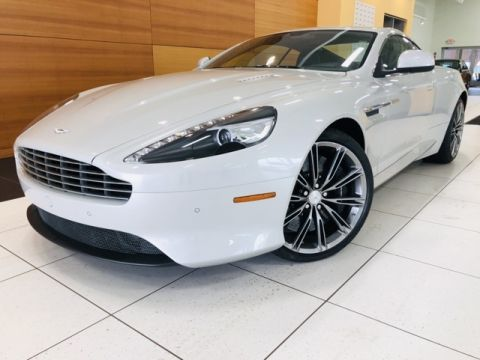 Pre-Owned 2015 Aston Martin DB9